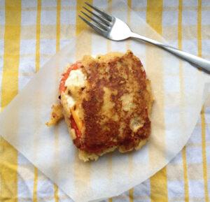 Feta paprika schnitzels 2