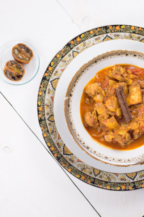 Curry uit Koeweit