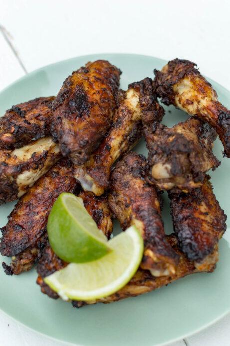 Jerk chicken wings 2